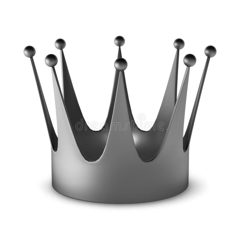 3d Render Of Crown Stock Images
