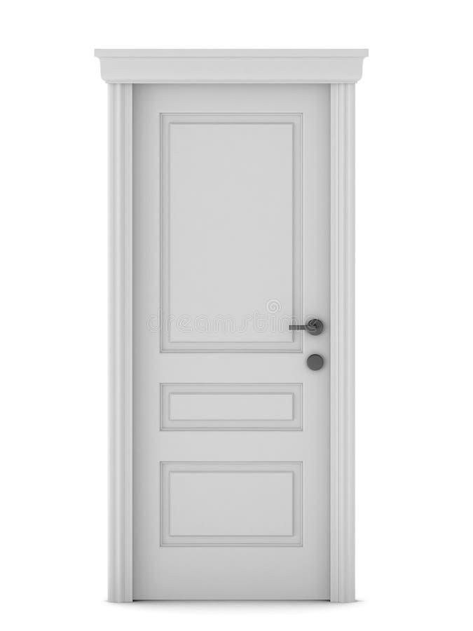 Download 3d Render Of Door Royalty Free Stock Image - Image: 19282946