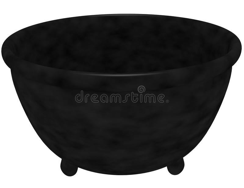 Download 3d Render Of A Witches Cauldron Stock Image - Image: 26038341
