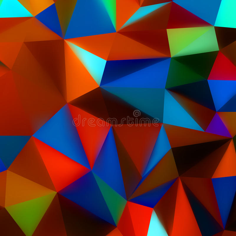 3d righe geometriche astratte grunge moderno. ENV 8 royalty illustrazione gratis