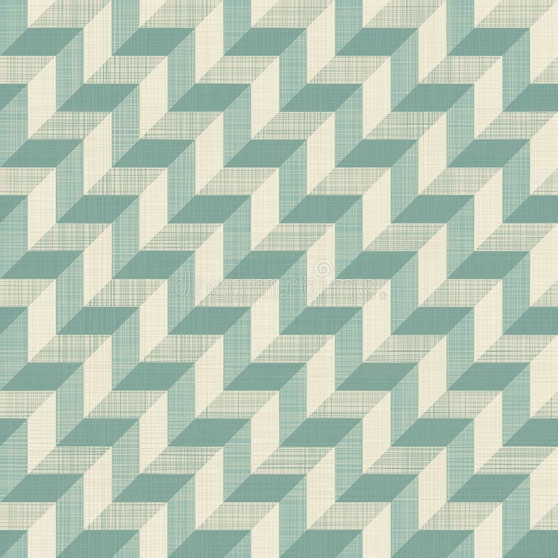 Download 3d Seamless Zigzag Pattern, Pyramid Stock Vector - Image: 27512610