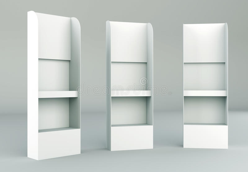 3D shelves display Gondola wire wing panel