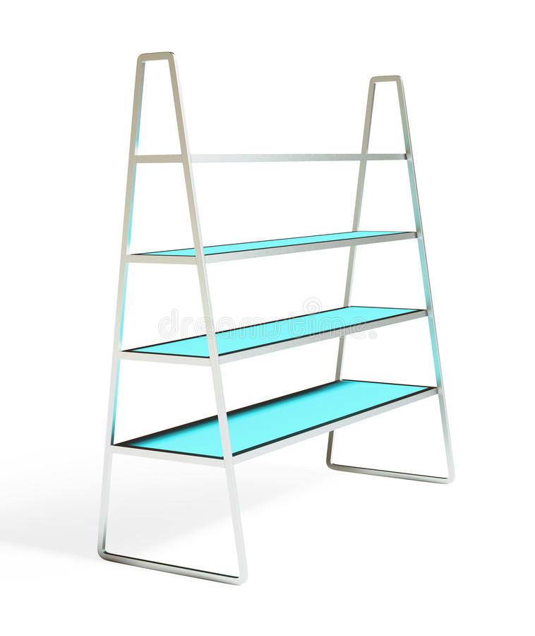 Download 3D Shelves And Shelf Royalty Free Stock Photo - Image: 26519325