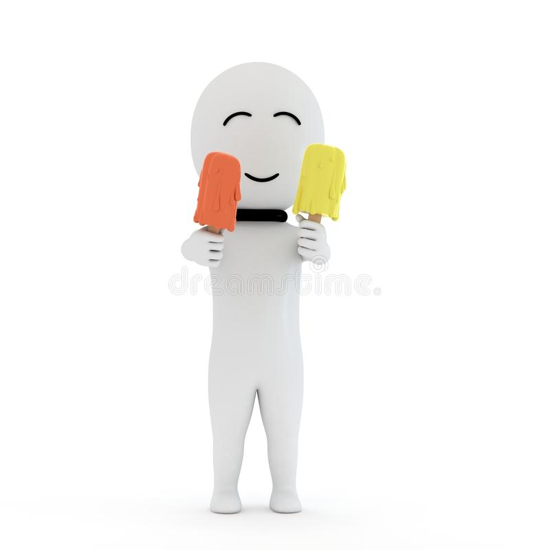 Download 3d Small People Stock Image - Image: 25515341