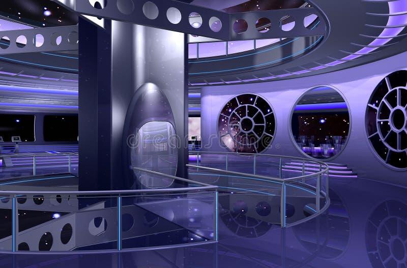 3d spatial science fiction blond slave - 1 6