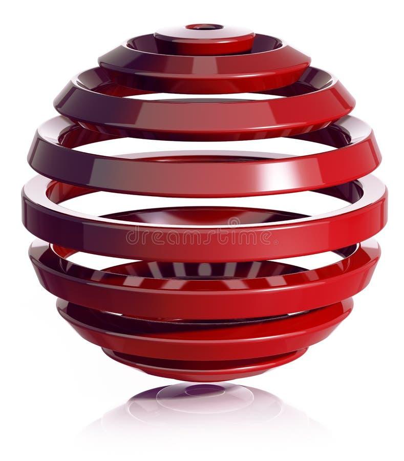 Download 3d Sphere Design. Stock Photos - Image: 17974863