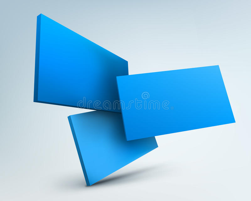 Download 3d Vector Plates Stock Photography - Image: 25449862