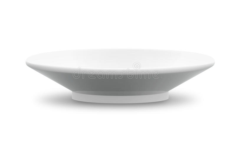 3D White Sphere cup
