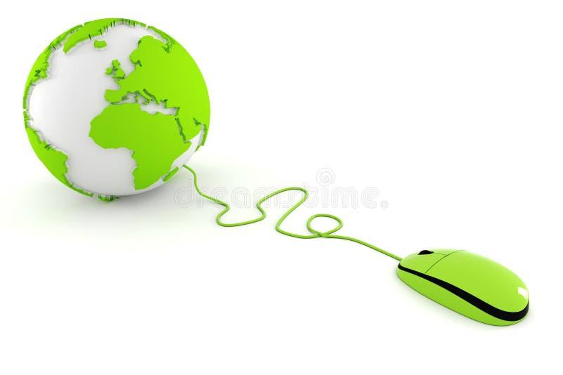 3d World Wide Web Concept Stock Photo