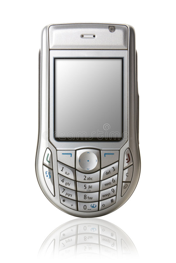 3G Cellular Phone stock image