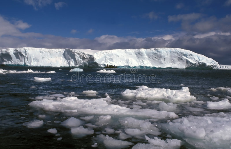 4南极洲 图库摄影