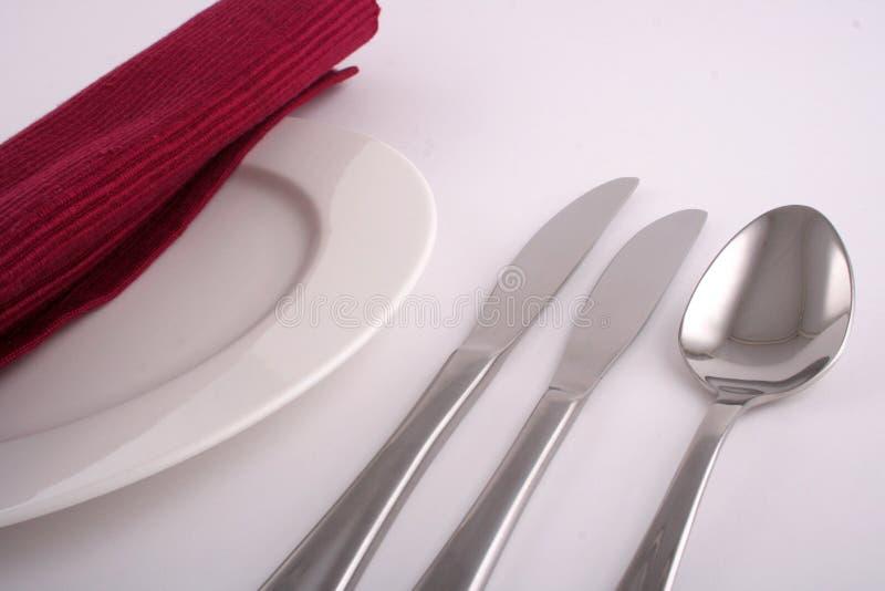 4晚餐时间 免版税库存照片