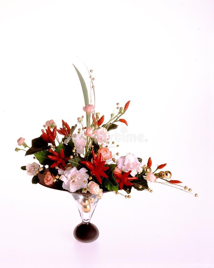 4朵花表 图库摄影
