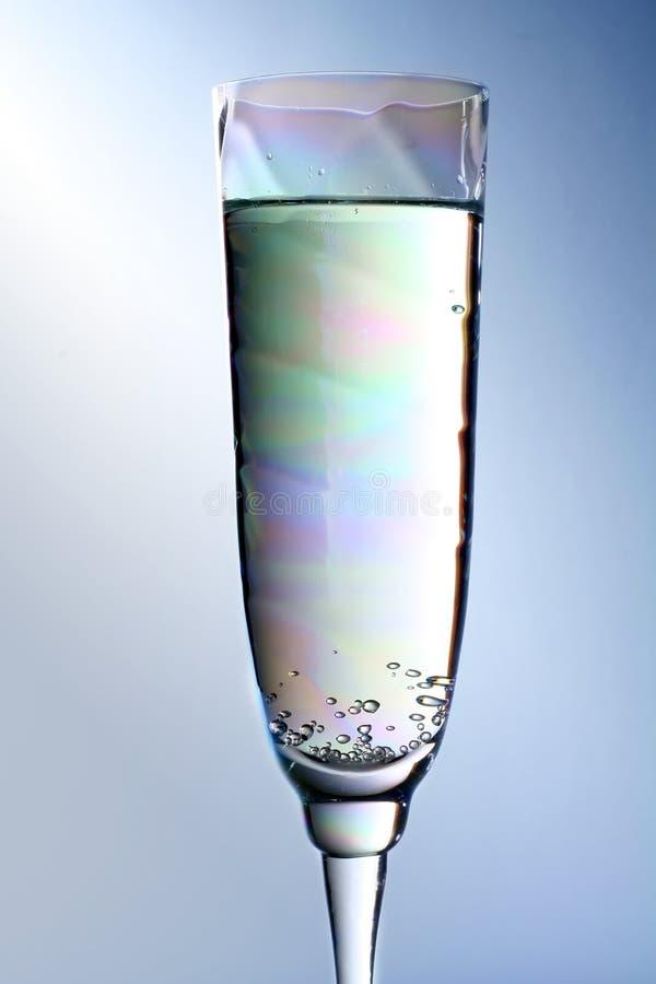 4香槟 免版税库存图片