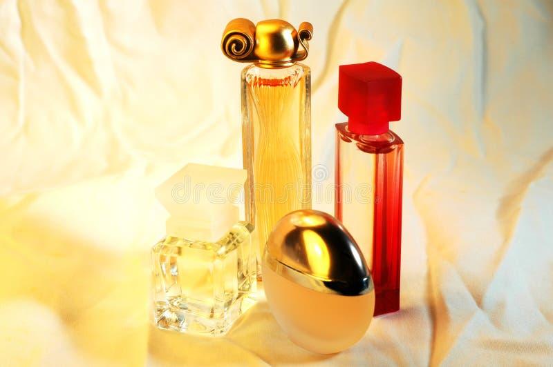 4香水 免版税图库摄影