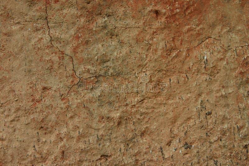 4黏土瓦片墙壁 库存照片