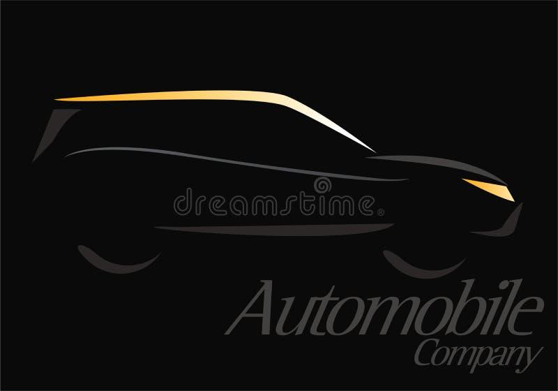 4 αυτοκινητικό eps απεικόνιση αποθεμάτων