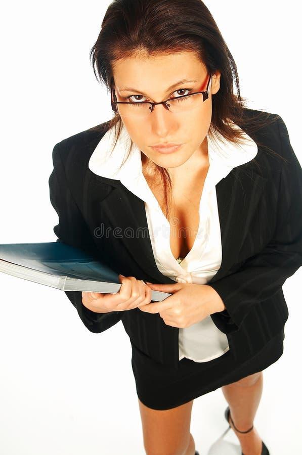 4 επιχειρησιακές προκλητικές γυναίκες στοκ εικόνα