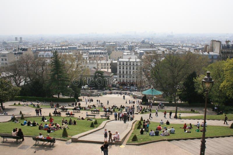 4 Παρίσι στοκ εικόνες με δικαίωμα ελεύθερης χρήσης
