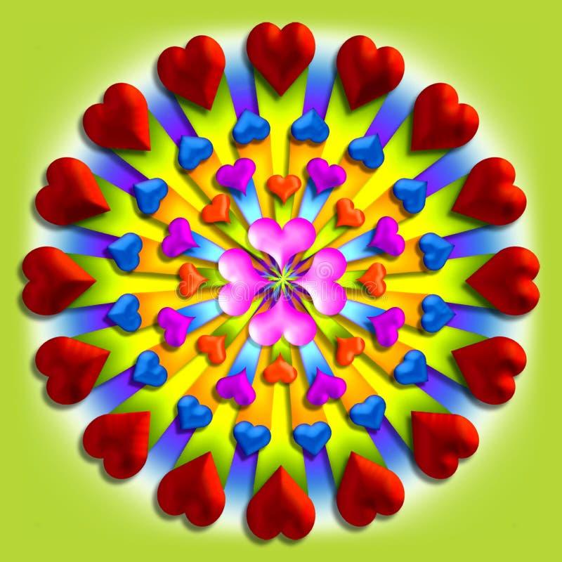 Download 4 разрывали сердце иллюстрация штока. иллюстрации насчитывающей подруга - 480819