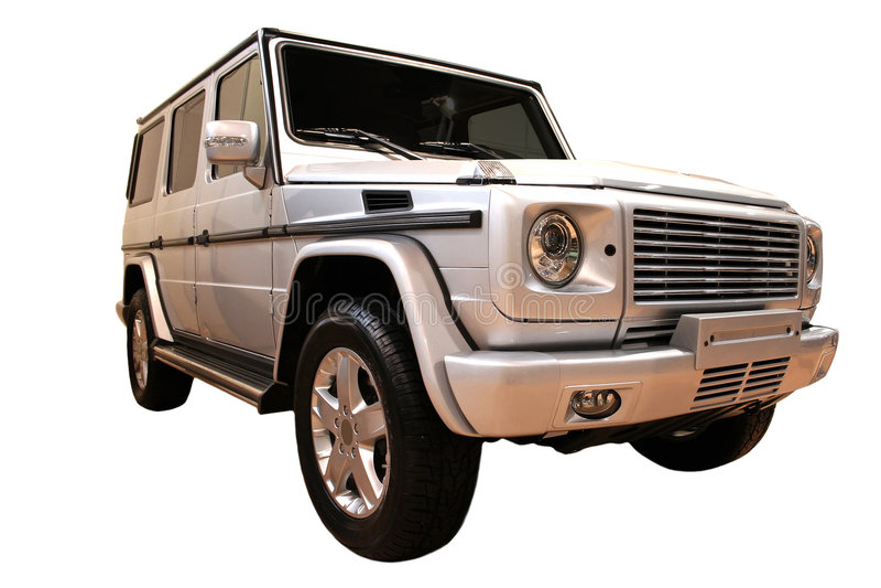 4 x 4 pojazdu obraz royalty free