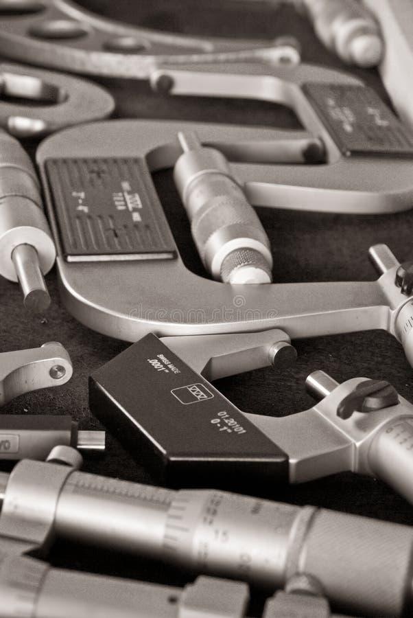 4-5 Mikrometer lizenzfreies stockfoto