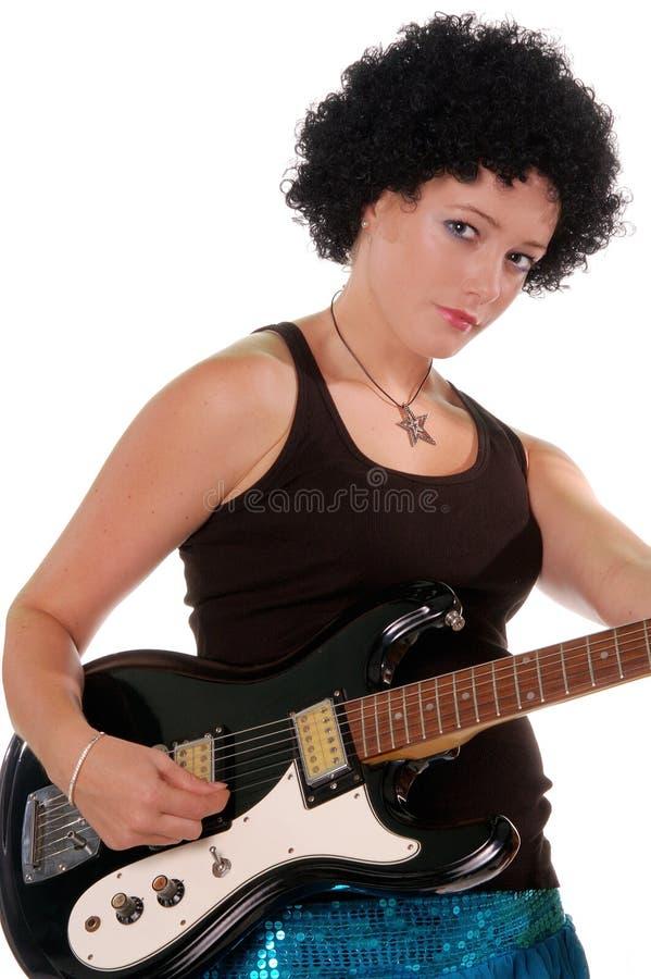 4 60 girl retro rock s στοκ εικόνες με δικαίωμα ελεύθερης χρήσης