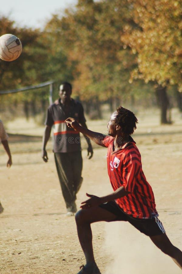 Download 4 afrikanska drömmar arkivfoto. Bild av fotboll, dröm, mål - 234718