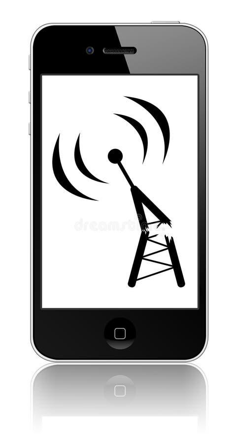 4 anten iphone problem