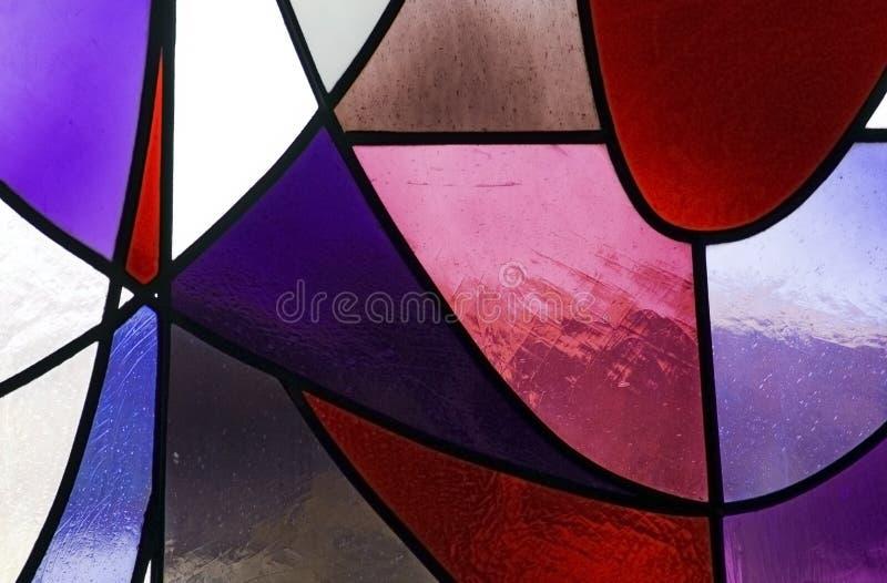 4 befläckte exponeringsglas royaltyfri bild