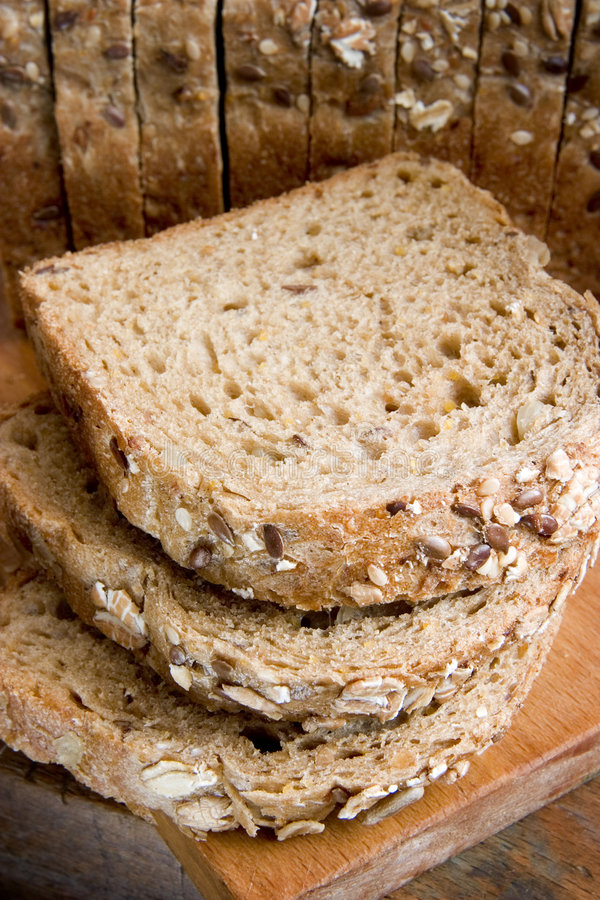 4 chleb obraz stock