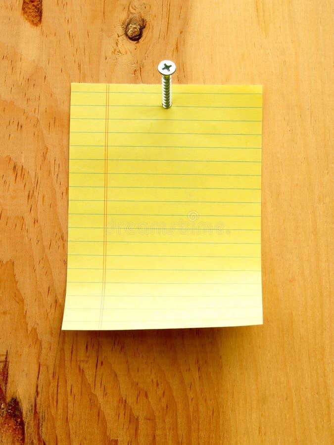 4 cieśli notatka obrazy stock