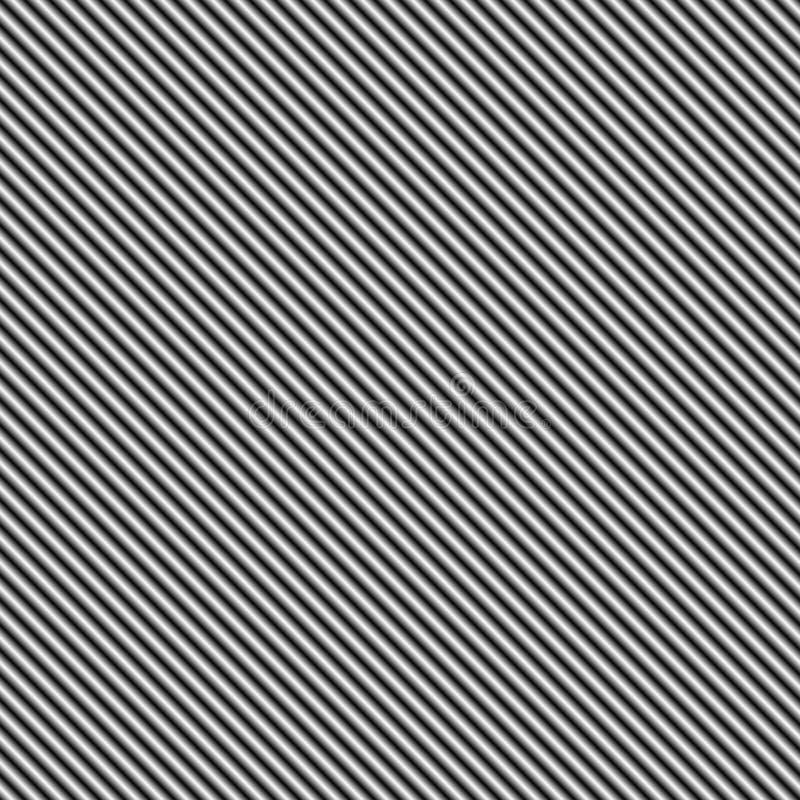 4 ciemności przekątny srebra ilustracji