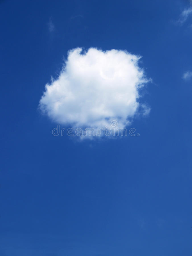 4 cloudscape fotografia stock