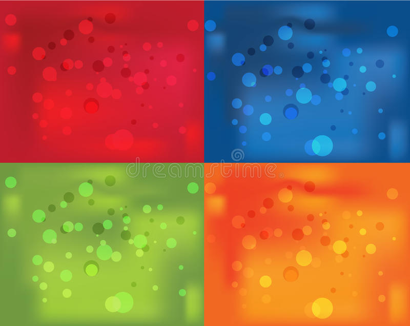 Download 4 Colorful background stock illustration. Illustration of mystery - 16114661