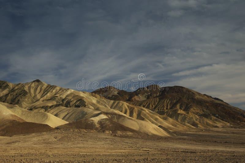 4 Death Valley 免版税库存照片