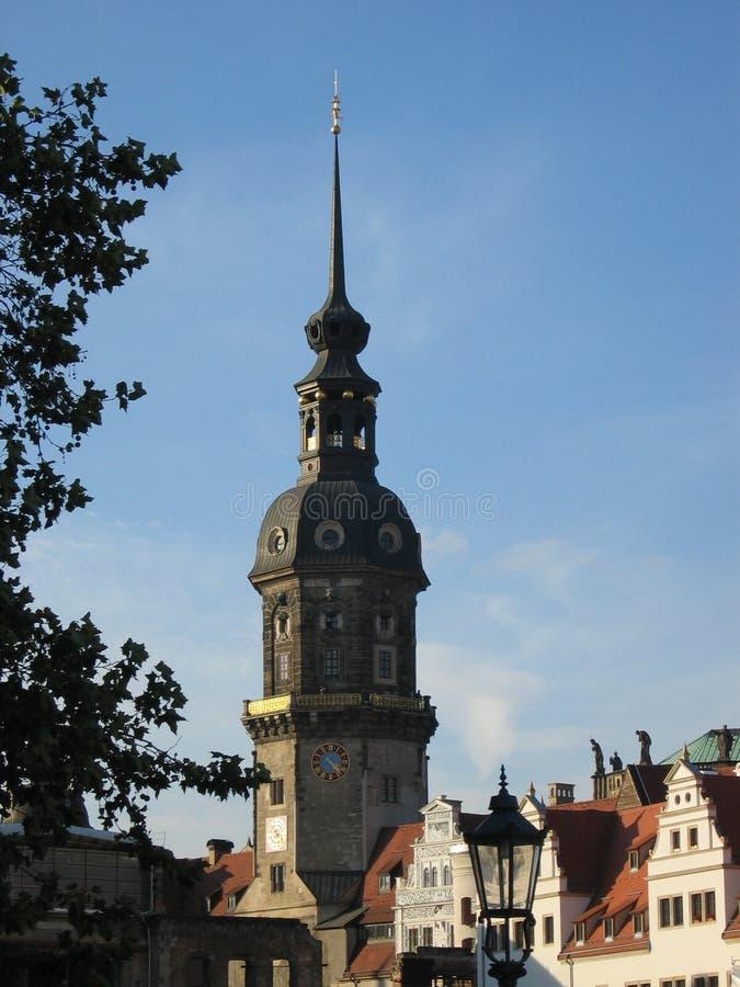 4 Dresden German obraz stock