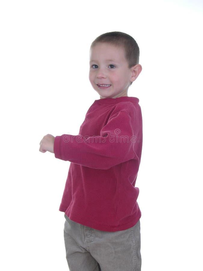 4 ekspresyjny dzieciaku fotografia stock