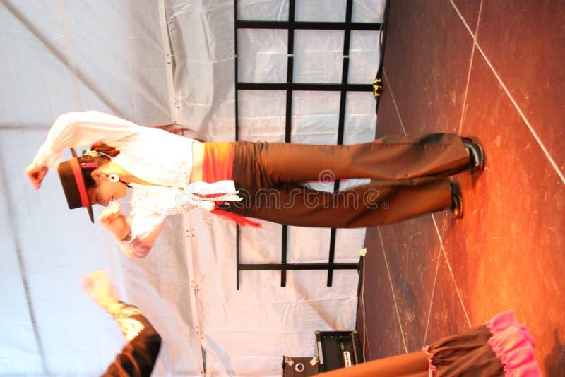 4 flamenco zdjęcie stock