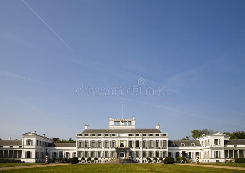 4 holenderów pałacu zdjęcia stock