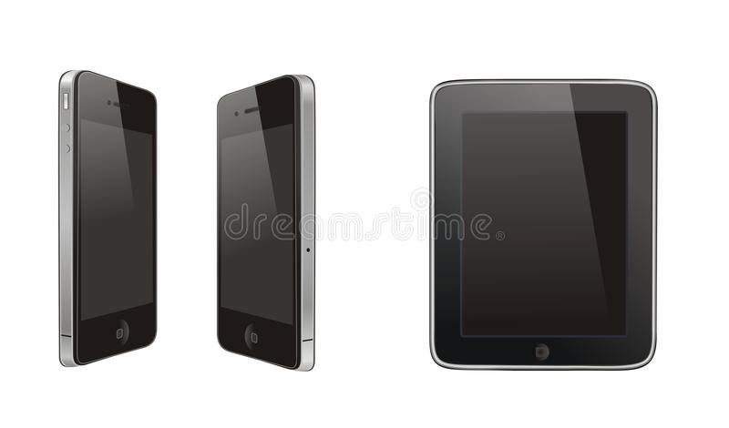 4 jabłka iphone komputeru osobisty pastylka