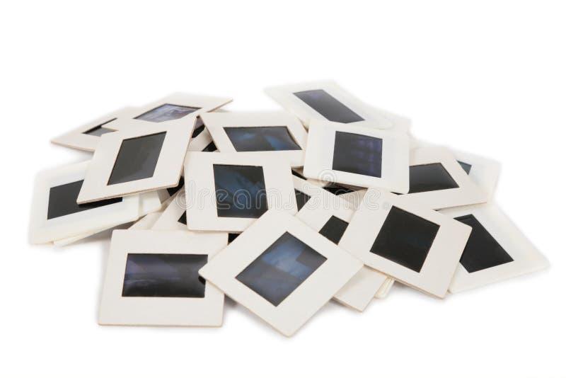 4 lottglidbanor arkivfoton