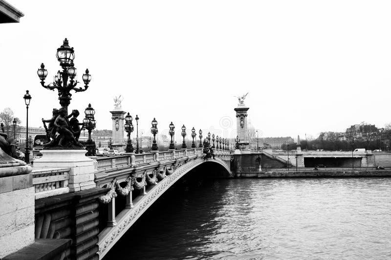 4 paris royaltyfri fotografi