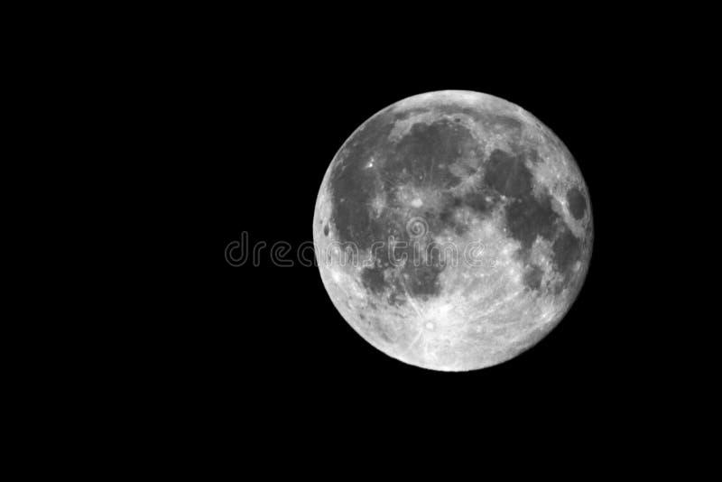 4 pełnia księżyca obrazy royalty free