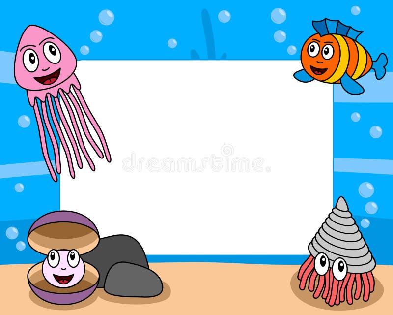 4 ramowy życia fotografii morze