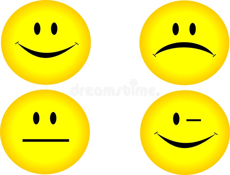 Download 4 Smiles Royalty Free Stock Image - Image: 3830026