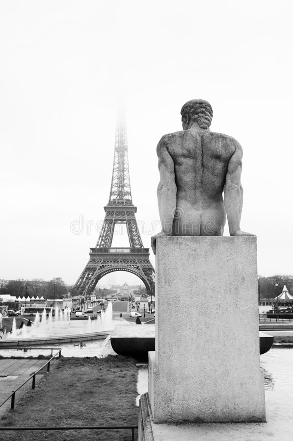 40巴黎 免版税图库摄影