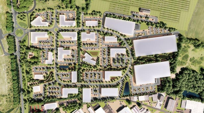 4066_southend Business Park_plan Free Public Domain Cc0 Image