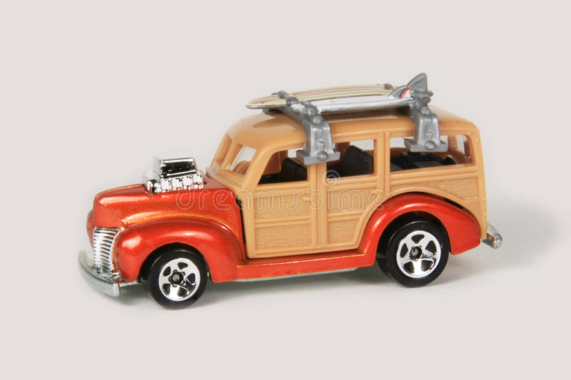 Download '40s Woodie stock photo. Image of diecast, classic, 2008 - 7220962