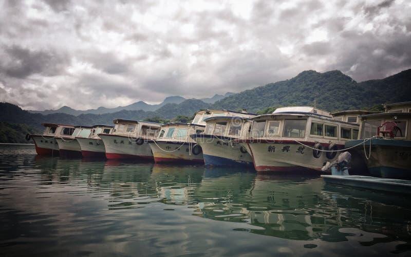 41/365 Shihmen Reservoir royalty free stock photo